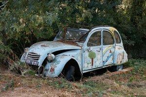 Circa 1966 Citroën 2CV AZAM - No reserve
