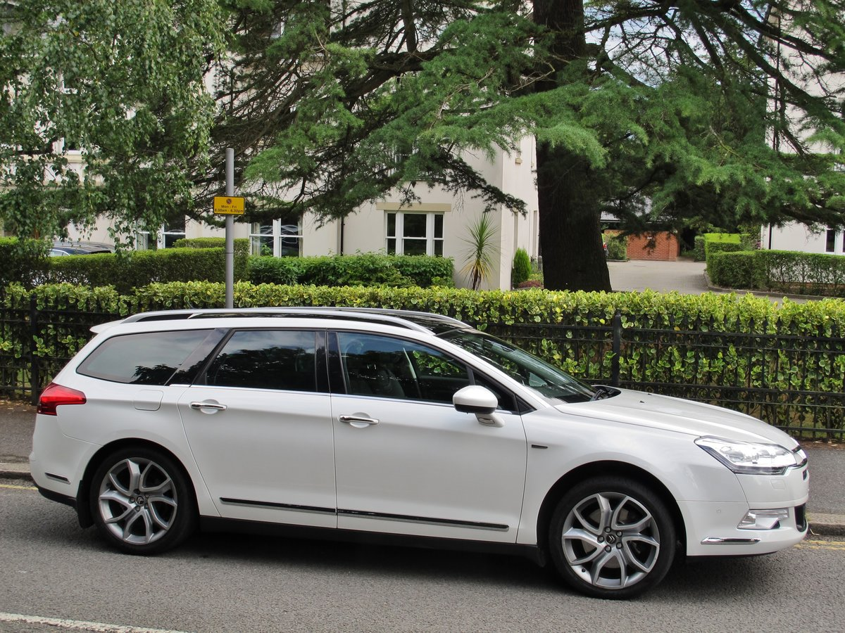 C5 2.2 HDi EXCLUSIVE TOURER 200 AUTOMATIC 2013/13 TECHNO PK SOLD (picture 1 of 6)