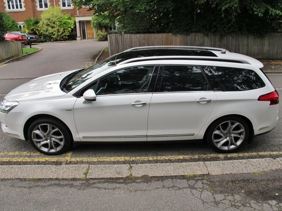 C5 2.2 HDi EXCLUSIVE TOURER 200 AUTOMATIC 2013/13 TECHNO PK SOLD (picture 2 of 6)