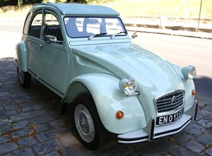 Picture of 1982 Citroen 2cv6 special For Sale