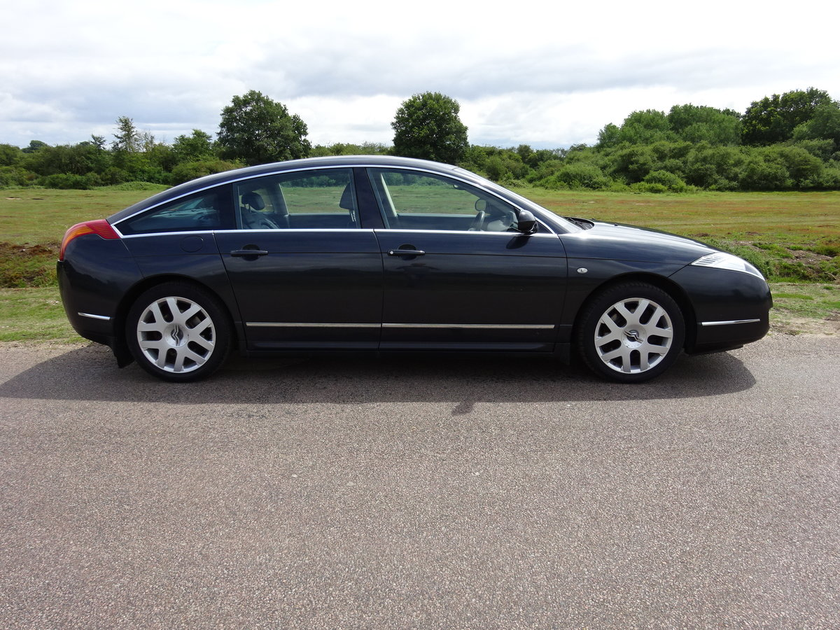 2007 (57) CITROEN C6 2.7HDi V6 (208) ,AUTO,LEATHER, FSH SOLD (picture 3 of 6)