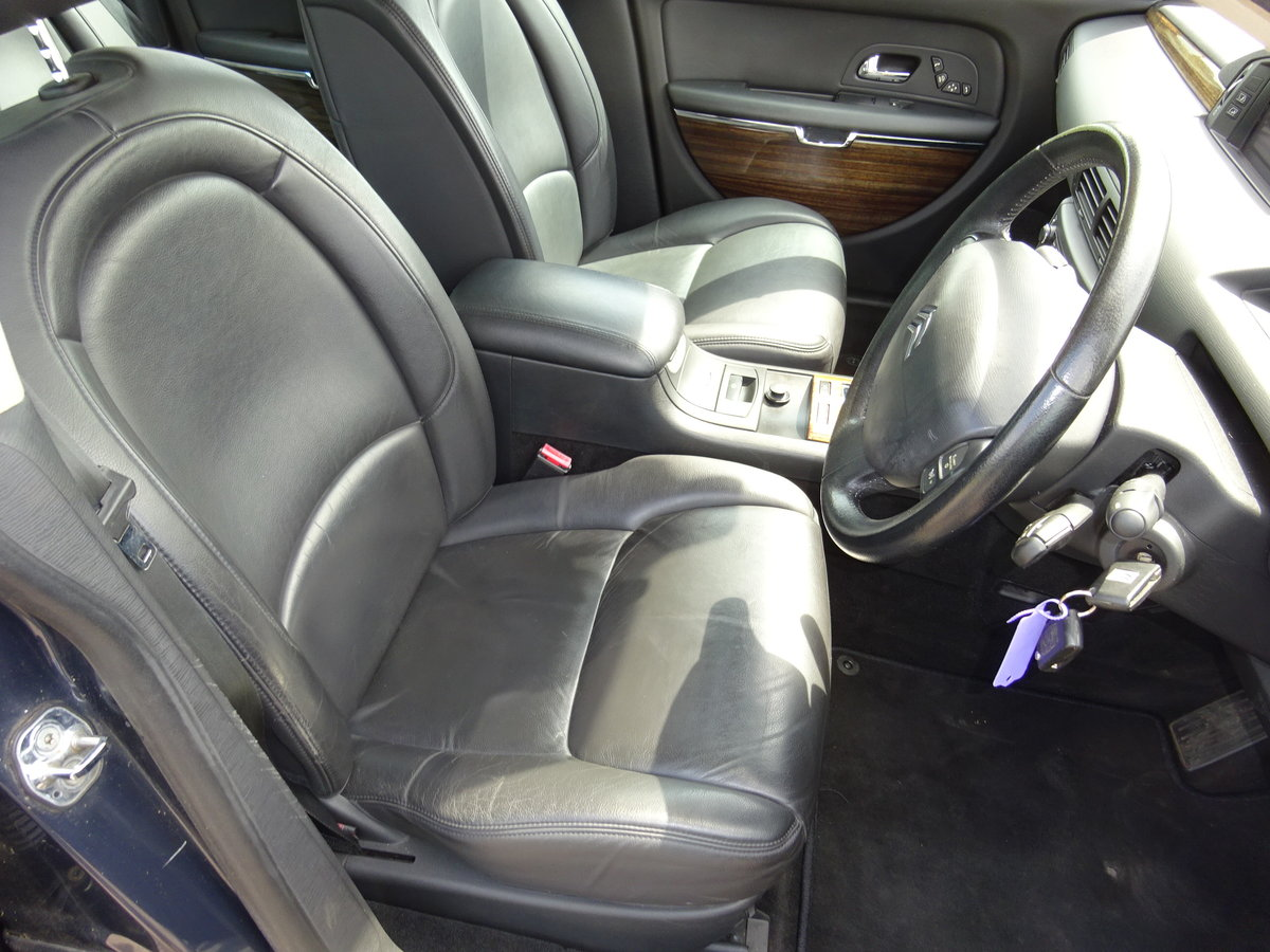2007 (57) CITROEN C6 2.7HDi V6 (208) ,AUTO,LEATHER, FSH SOLD (picture 5 of 6)