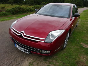 Citroen C6 2.7HDi V6 ( 208bhp ) EXCLUSIVE, **DEPOSIT TAKEN**