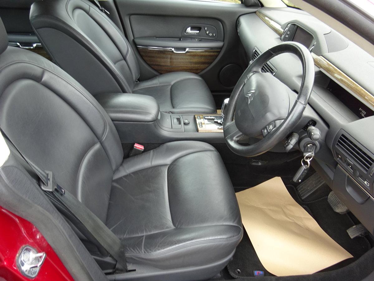 2009 Citroen C6 2.7HDi V6 ( 208bhp ) EXCLUSIVE, **DEPOSIT TAKEN** SOLD (picture 5 of 6)