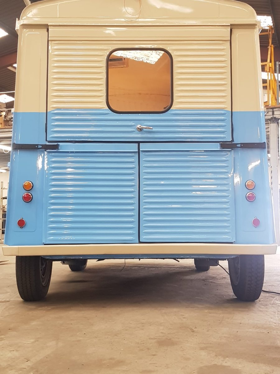 1970 Citrien Hy van food truck  For Sale (picture 4 of 4)