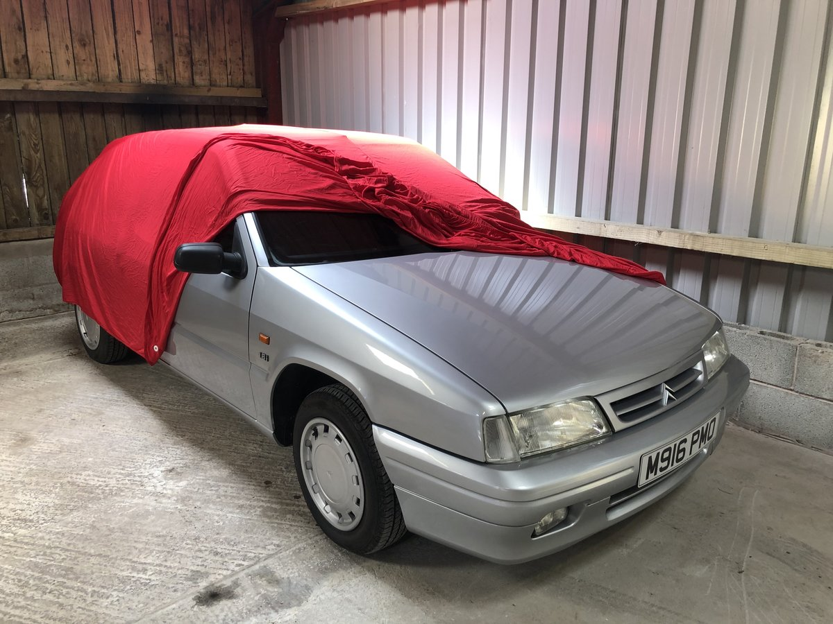 1994 Citroen ZX Furio - super rare with only 22k miles For Sale (picture 1 of 6)