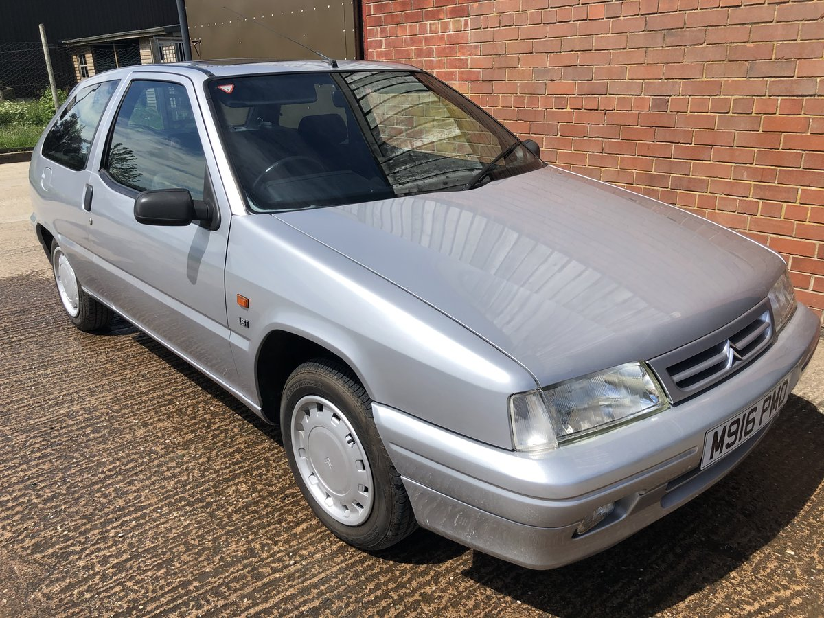 1994 Citroen ZX Furio - super rare with only 22k miles For Sale (picture 2 of 6)