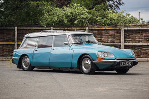 1973 Citroën DS23 Safari (Break)