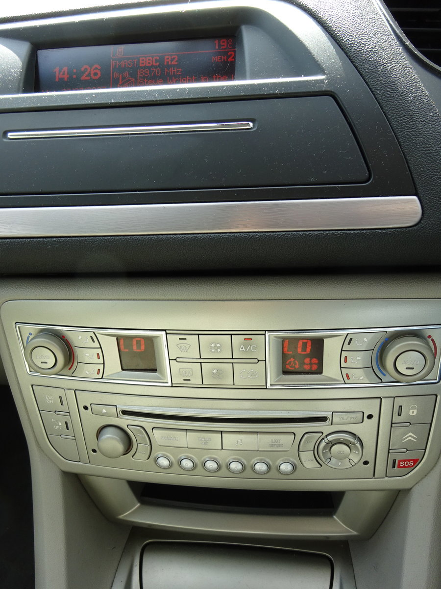 2010 CITROEN C5 2.0HDi ( 160bhp ) EXCLUSIVE, HALF LEATHER, 6 SPD For Sale (picture 6 of 6)