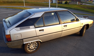 1986 Citroen BX DIGIT , 105hp