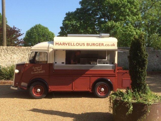 1966 Citroen H Van Burger catering conversion For Sale (picture 3 of 3)