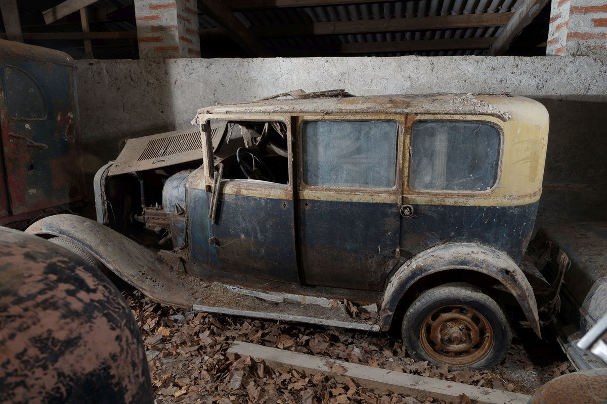 Circa 1930 Citroën C4 berline six glaces - No reserve For Sale by Auction (picture 2 of 6)