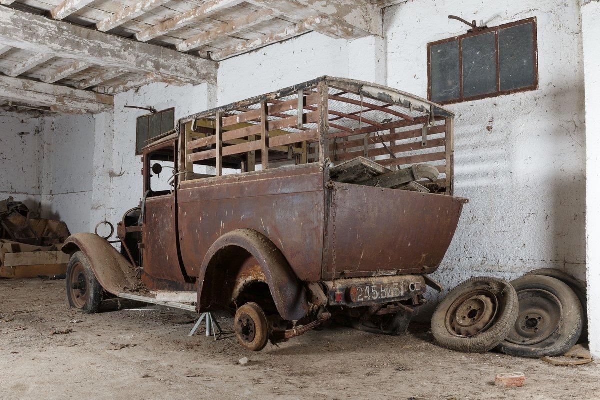 Circa 1928 Citroën C4 bétaillère - No reserve For Sale by Auction (picture 2 of 6)