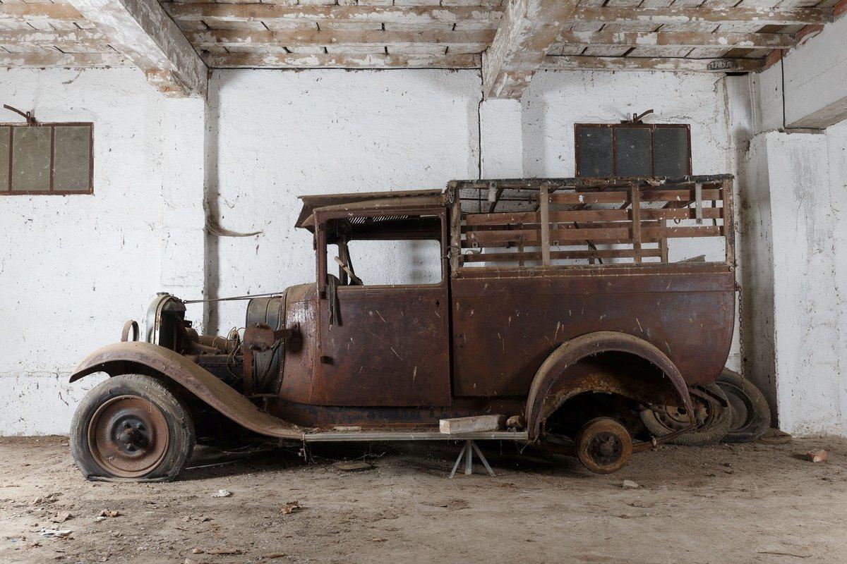 Circa 1928 Citroën C4 bétaillère - No reserve For Sale by Auction (picture 3 of 6)