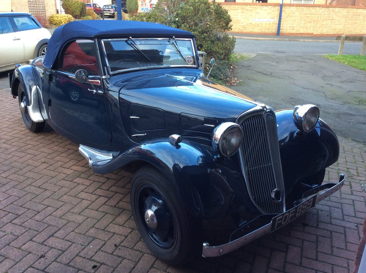 1939 Light 15 Roadster For Sale (picture 1 of 6)