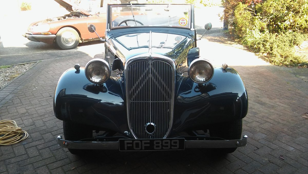 1939 Light 15 Roadster For Sale (picture 5 of 6)