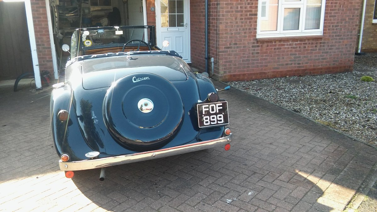 1939 Light 15 Roadster For Sale (picture 6 of 6)