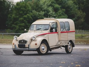 Picture of 1966 Citron 2CV Van