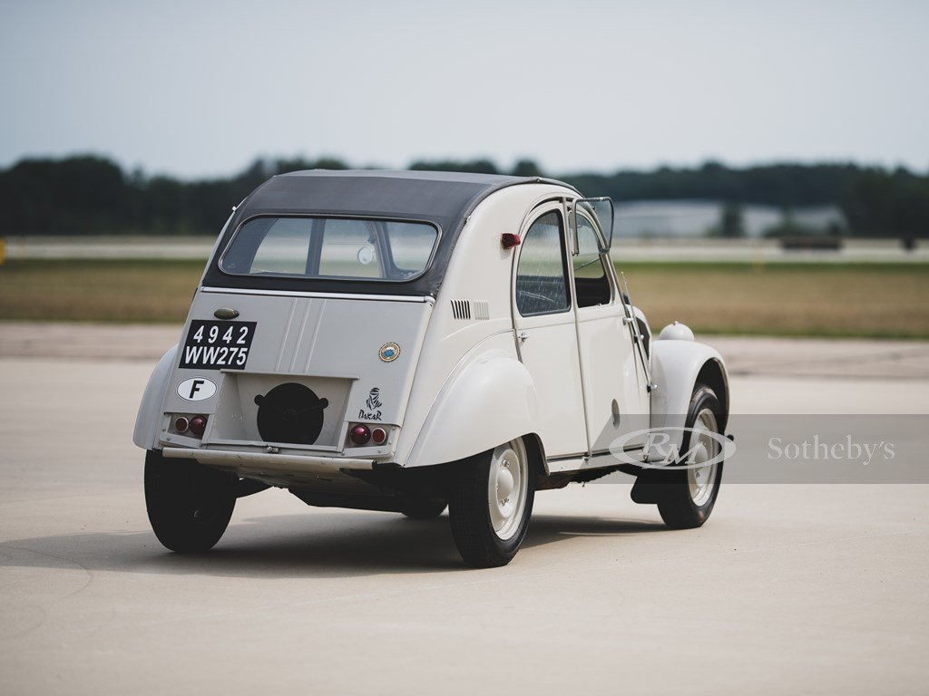 1965 Citron 2CV Sahara  For Sale by Auction (picture 2 of 6)