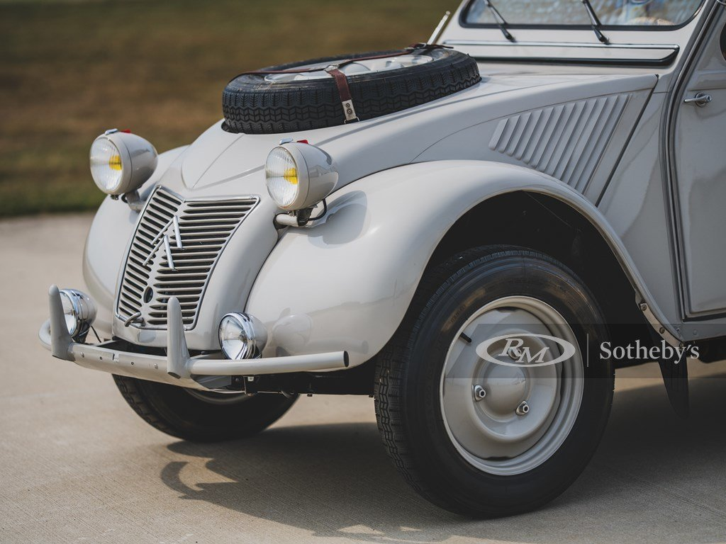 1965 Citron 2CV Sahara  For Sale by Auction (picture 5 of 6)