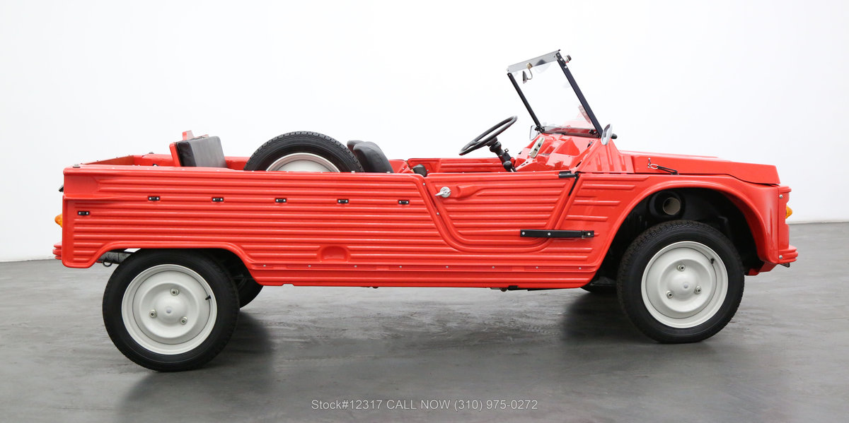 1973 Citroen Mehari For Sale (picture 2 of 6)