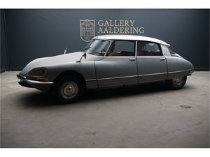 Citroën DS 21 Pallas Injection, highly original