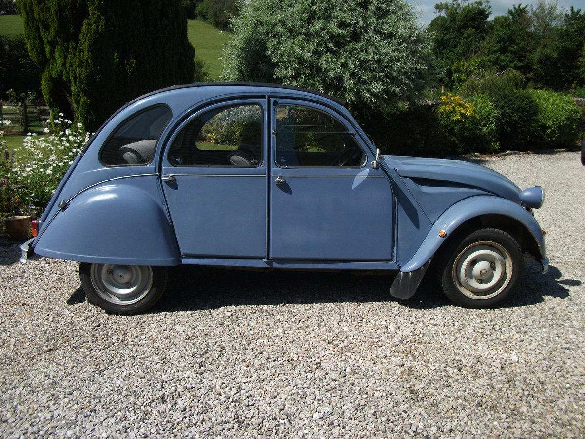 1986 Citroen 2CV6 Special SOLD (picture 1 of 6)