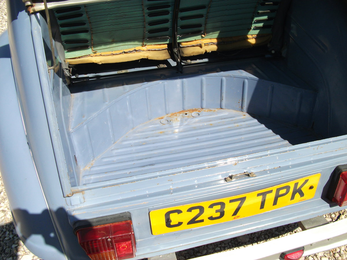1986 Citroen 2CV6 Special SOLD (picture 5 of 6)