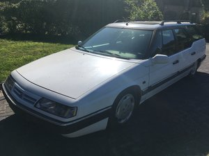 1996 Citroen XM Stationwagon. Diesel