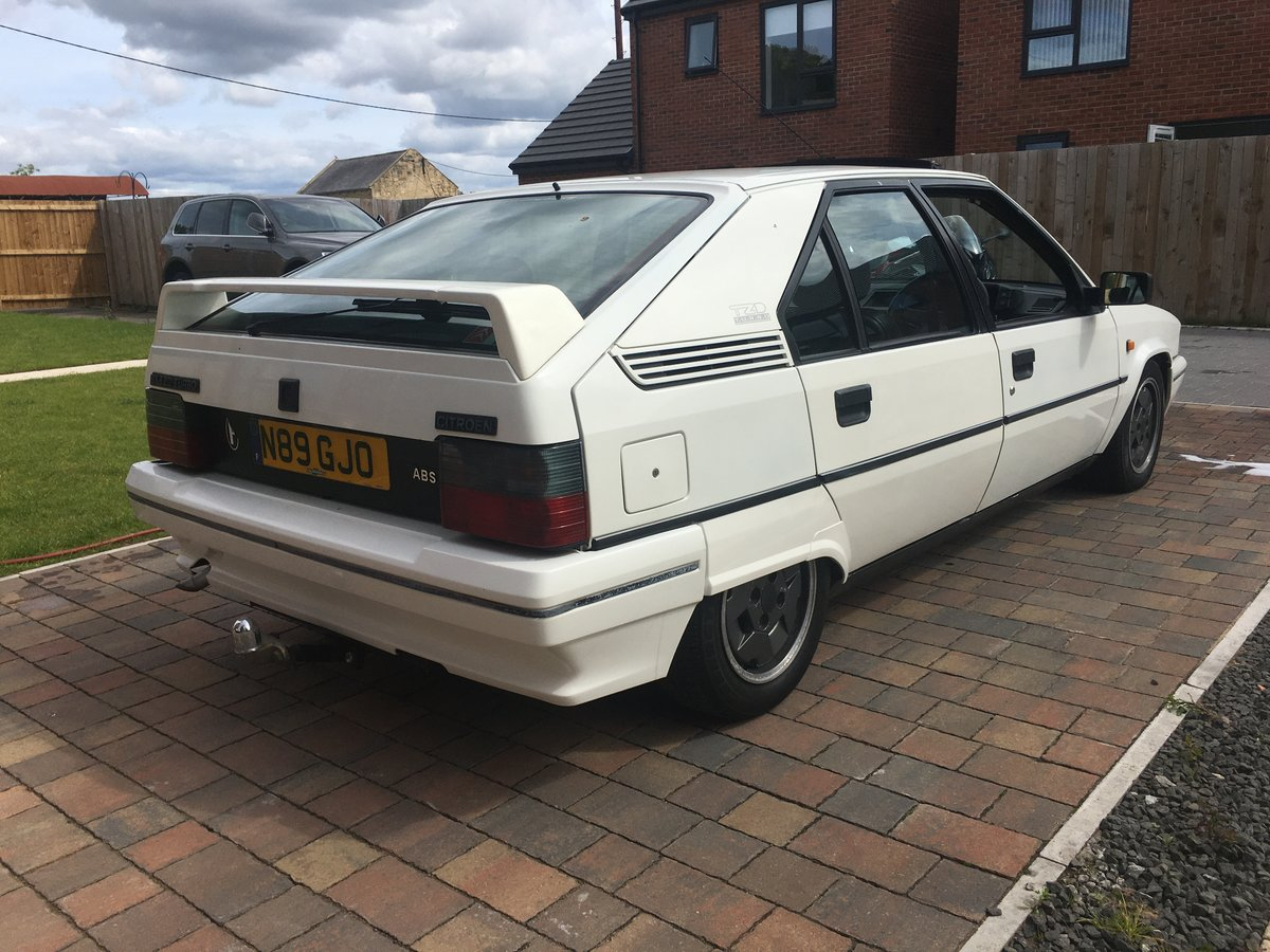 1996 Possibly the only ever N plate BX...1.7 TZD For Sale (picture 2 of 6)