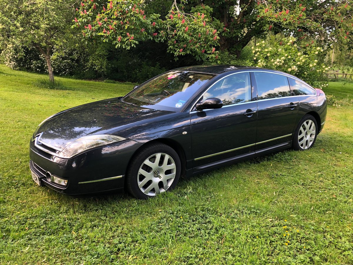 2006 Superb Citroen C6 2.7hdi Exclusive For Sale (picture 1 of 6)