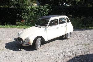 1980 Citroen diane 6 in stunning condition