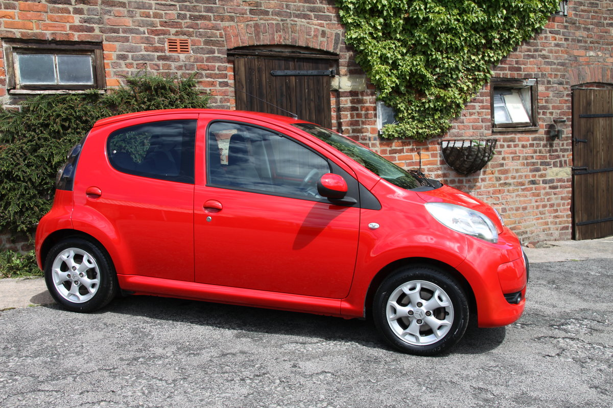 2011'61 Citroen C1 1.0 VTR+ 5dr FSH, Air Con, £20 Road Tax  For Sale (picture 6 of 6)