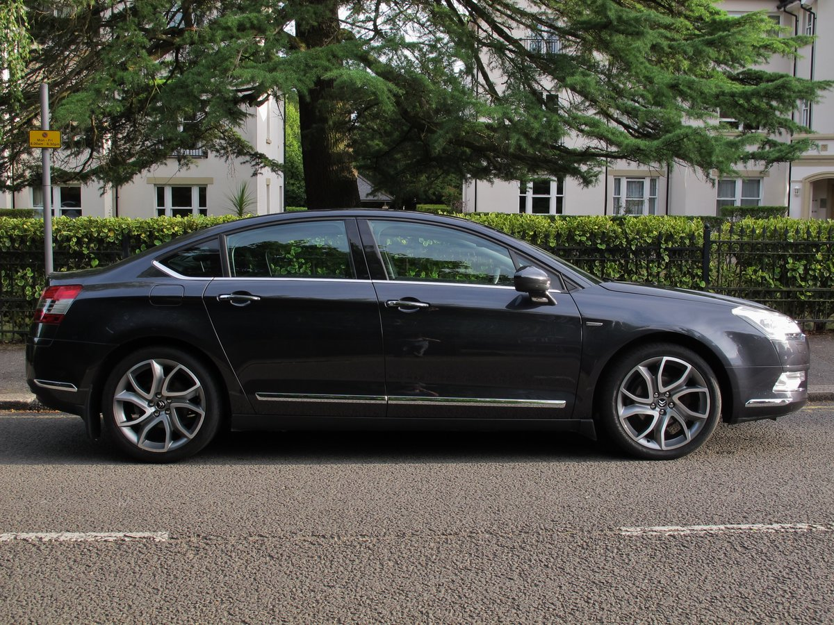 CITROEN C5 2.0 HDi 160 SALOON 2014/14 - 15500m - WONDERFUL   For Sale (picture 3 of 6)