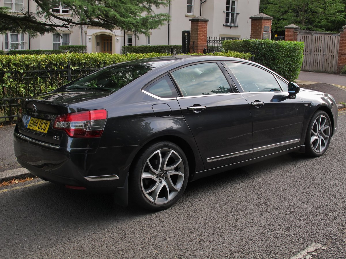 CITROEN C5 2.0 HDi 160 SALOON 2014/14 - 15500m - WONDERFUL   For Sale (picture 6 of 6)