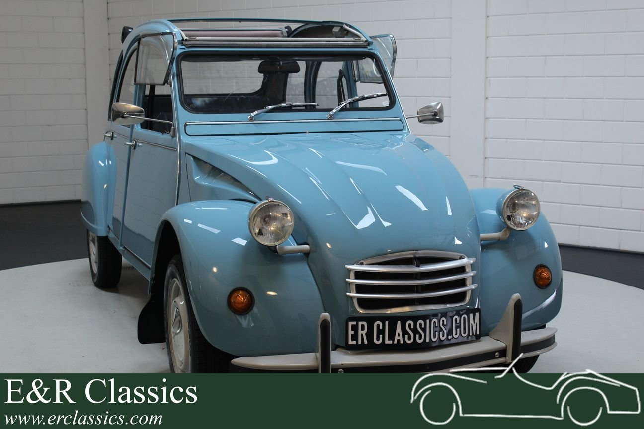 Citroën 2CV AZ 602cc 1972 Front disc brakes For Sale (picture 1 of 6)