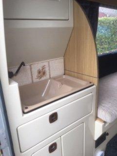 2004 C15 Romahome Camper Van SOLD (picture 3 of 4)