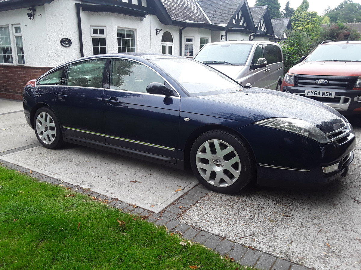 2006 Citroen c6 exclusive SOLD For Sale (picture 6 of 6)