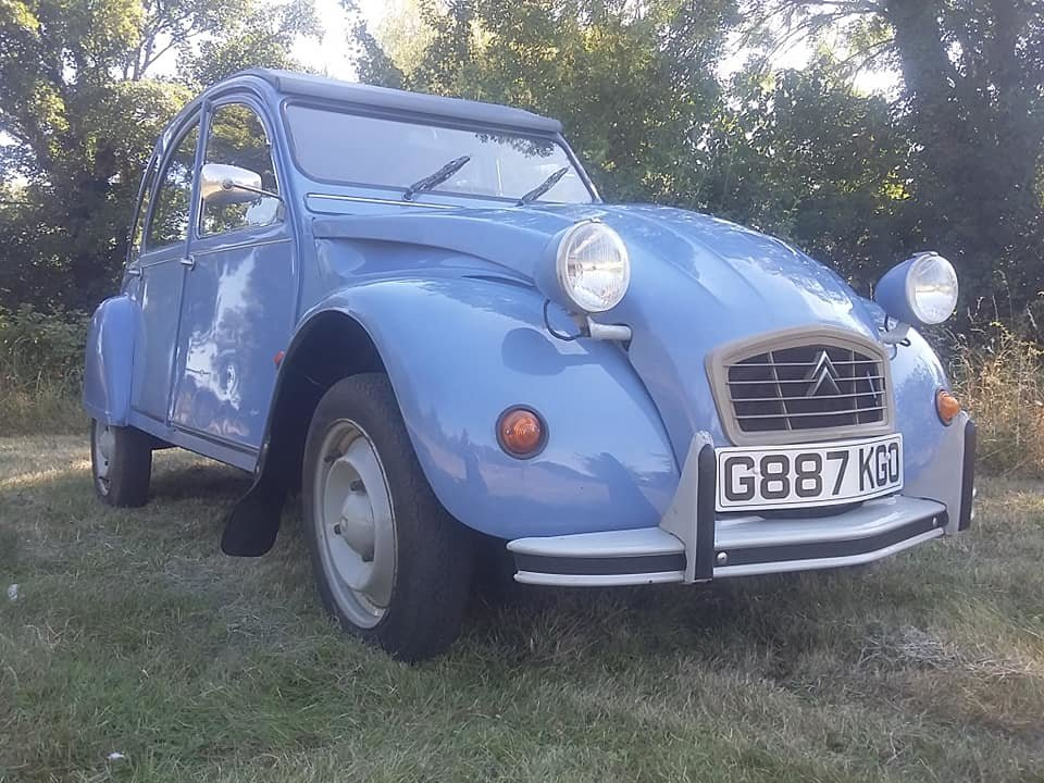 1989 Citroen 2cv6 Special SOLD (picture 2 of 6)