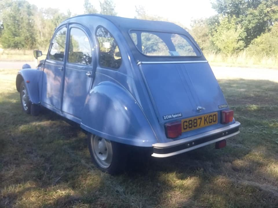 1989 Citroen 2cv6 Special SOLD (picture 3 of 6)