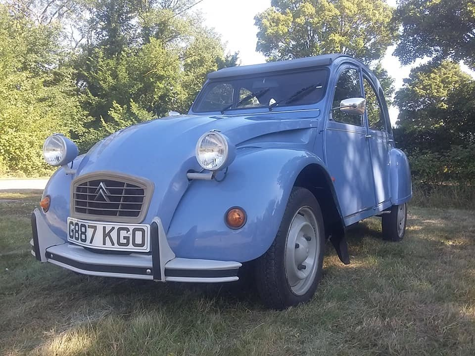 1989 Citroen 2cv6 Special SOLD (picture 4 of 6)