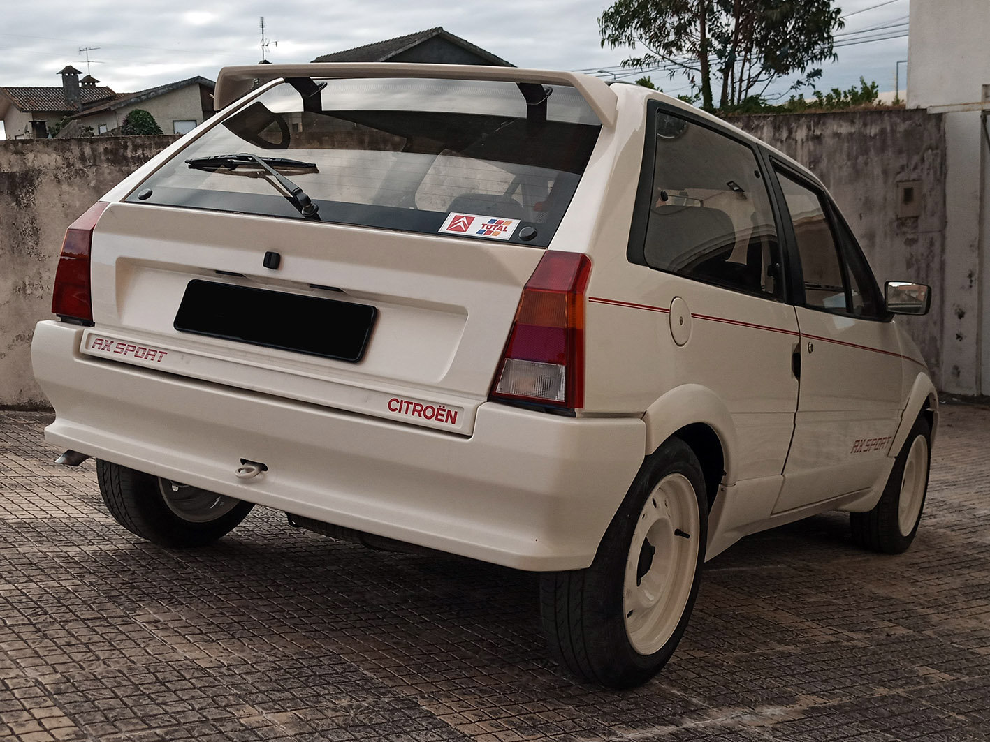 1988 Citroen AX Sport For Sale (picture 1 of 6)
