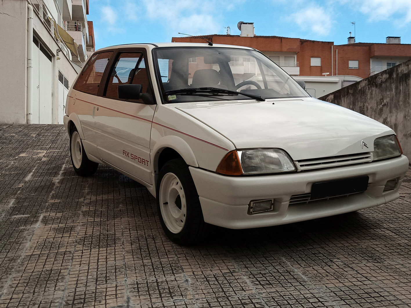 1988 Citroen AX Sport For Sale (picture 2 of 6)