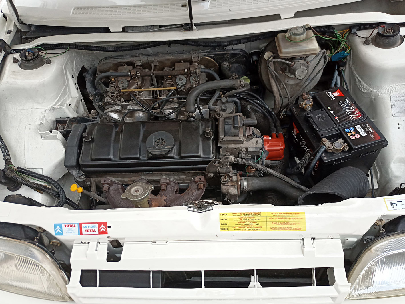 1988 Citroen AX Sport For Sale (picture 6 of 6)