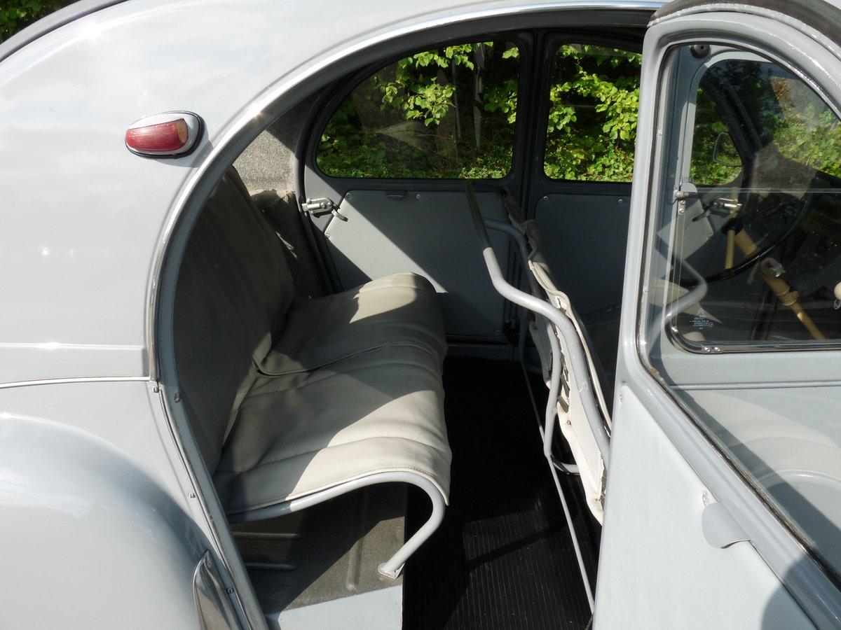 1959 Citroen 2CV Ripple Bonnet AZLP SOLD (picture 4 of 6)