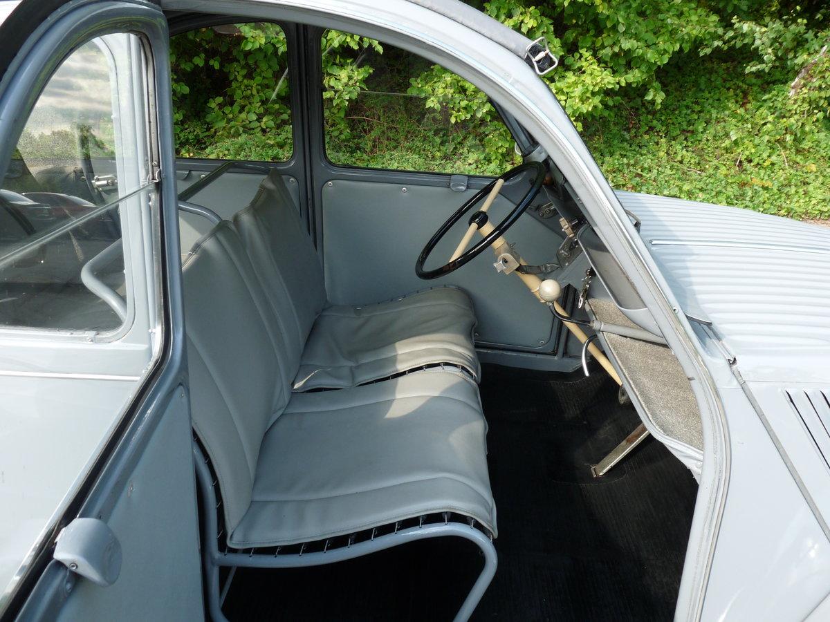 1959 Citroen 2CV Ripple Bonnet AZLP SOLD (picture 6 of 6)