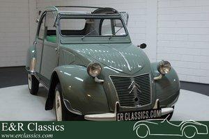 Citroën 2CV AZ 1960 original NL car