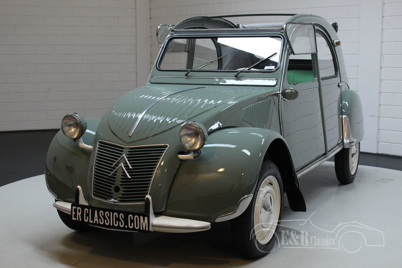Citroën 2CV AZ 1960 original NL car For Sale (picture 5 of 6)