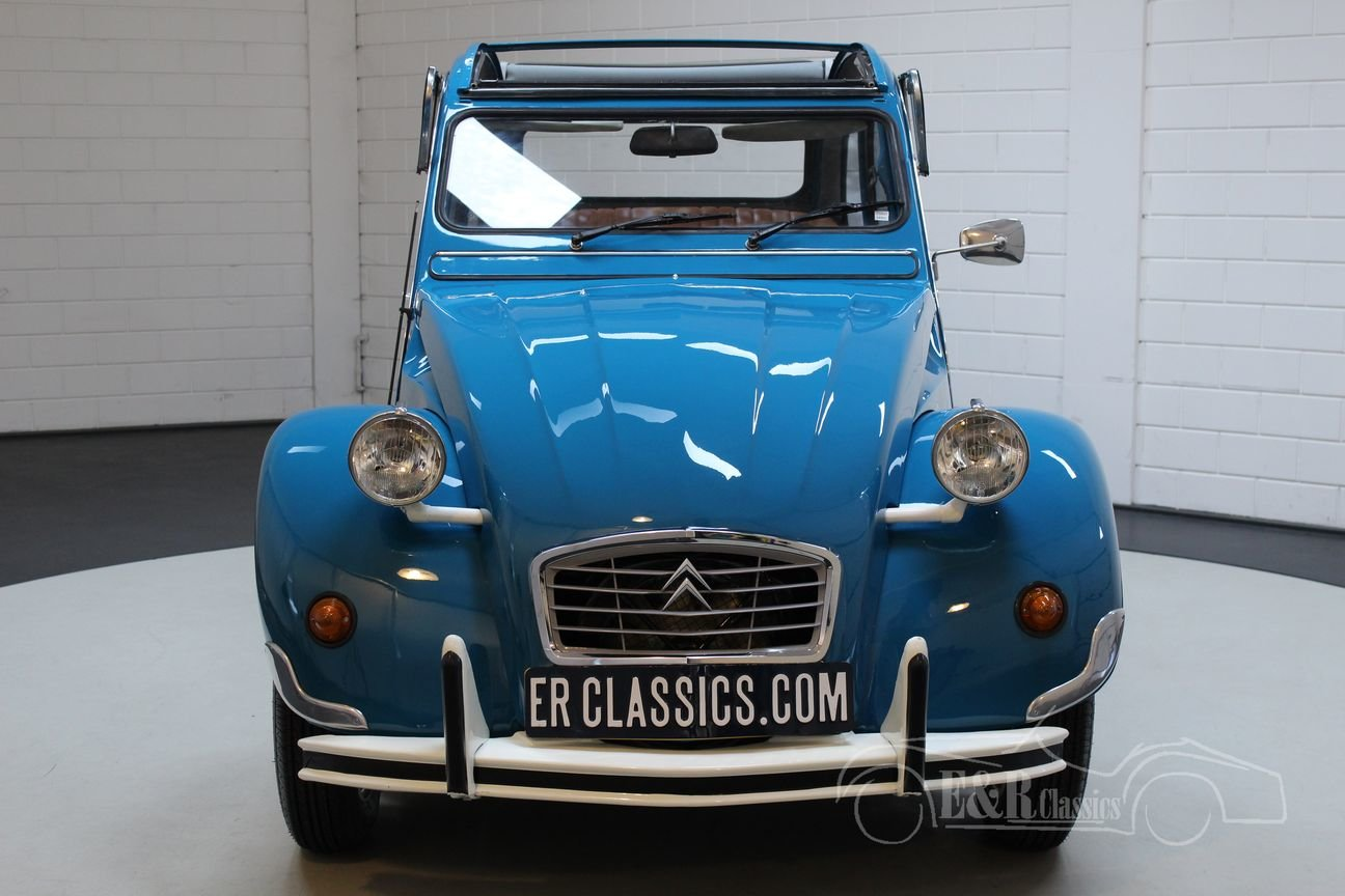 Citroën 2CV6 Club 1984 Restored For Sale (picture 5 of 6)