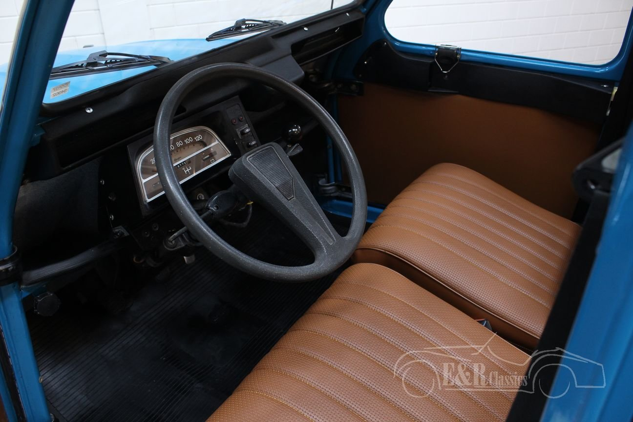 Citroën 2CV6 Club 1984 Restored For Sale (picture 6 of 6)